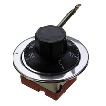 AC 250V 16A 50-300C Dial Thermostat Temperature Control Switch for Electric Oven