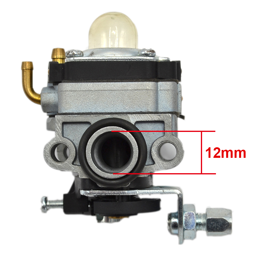 Adjustable Carburetor Carb for HONDA GX22 GX31 GX31 GX22 FG100 16100-ZM5-803 black throttle base cover carburetor for honda trx350 atv carburetor trx 350 rancher 350es fe fmte tm carb 2000 2006