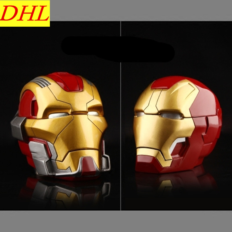 Avengers:Infinity War Iron Man Statue Tony Stark Superhero Ashtray Colophony Crafts Action Figure Collectible Model Toy L2308 ножницы для фигурной резки металла сибин 23042 30