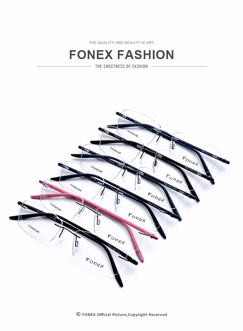 New-Fashion-Titanium-Myopia-Rimless-Glasses-Memory-Eyeglasses-Optical-Frame-TR90-Eyewear-Women-Brand-Designer-8201-FONEX_01