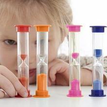 3 минуты/5 минут/10 минут красочные Песочные часы Таймер-часы песочные часы 5 цветов на выбор
