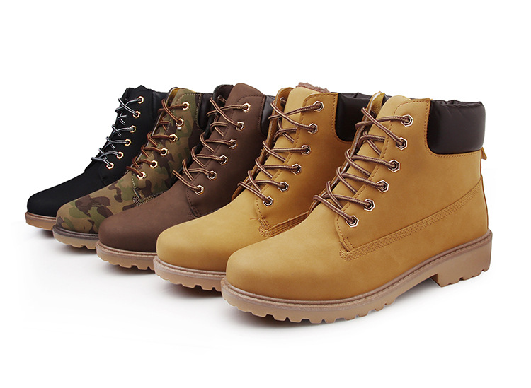 Big Size 36-46 New Brand Hot Newest Keep Warm Men Winter Boots Pu Leather Wear Resisting Casual Shoes Working Fashion Men Boots (17)