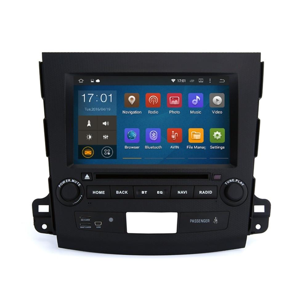 8 Quad Core 1024x600 font b Android b font 5 1 1 Car DVD for Mitsubishi