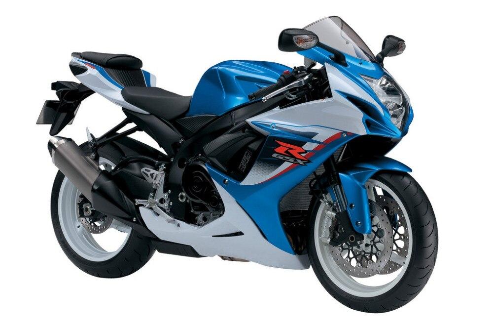 Fit for Suzuki GSX-R 750 2011 2012 2013 2014 Injection ABS Plastic motorcycle Fairing Kit  GSXR750 11-14 GSXR 750 GSX R750  CB13