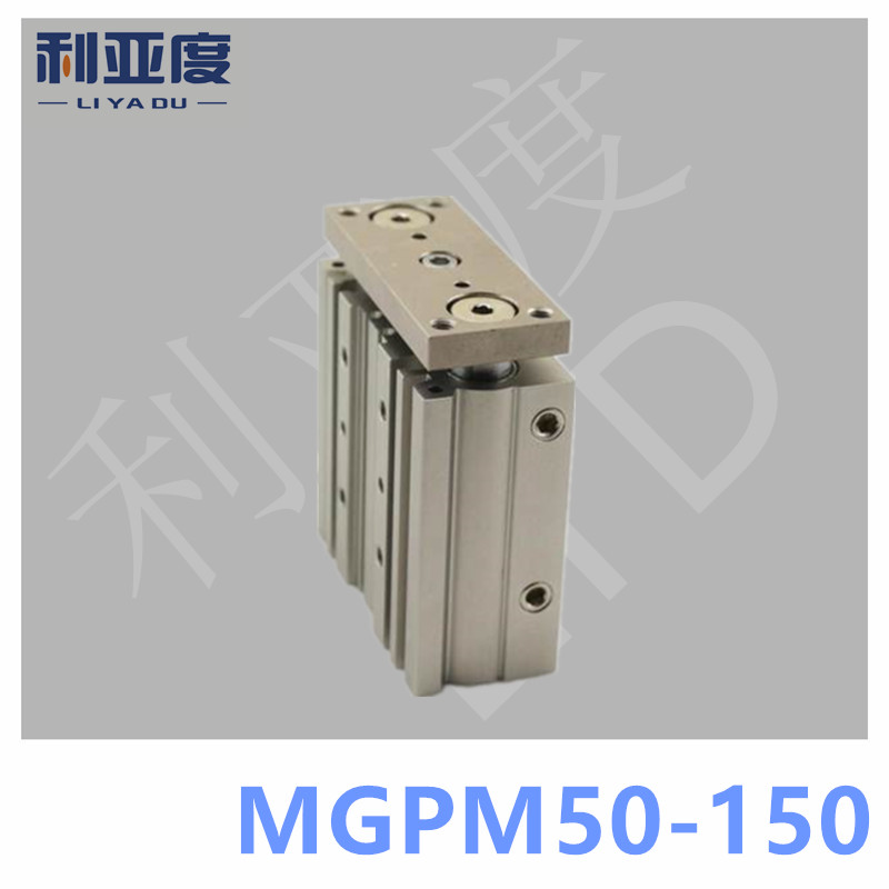SMC Type MGPM50-150 Thin cylinder with rod MGPM 50-150 Three axis three bar MGPM50*150 Pneumatic components MGPM50X150SMC Type MGPM50-150 Thin cylinder with rod MGPM 50-150 Three axis three bar MGPM50*150 Pneumatic components MGPM50X150