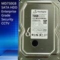 750 GB SATA de 3.5 polegadas de Qualidade Da Empresa de Segurança CCTV Disco Rígido de Garantia para o ano