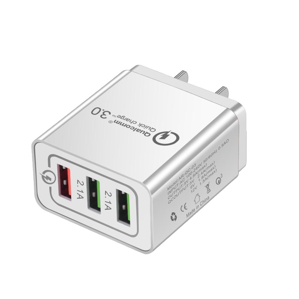HTB1adzIa.jrK1RkHFNRq6ySvpXaU - Universal 18 W USB Quick charge 3.0 5V 3A