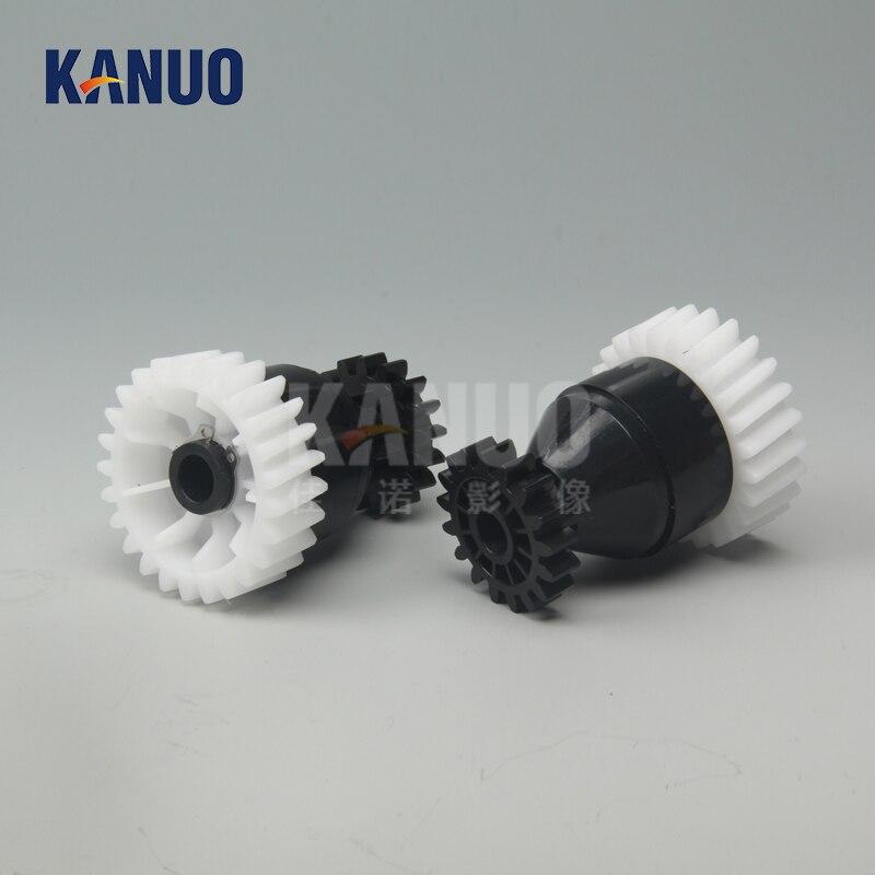 2pcs lot A049051 Gear for Noritsu QSS26 29 30 32 33 34 35 37 Minilab