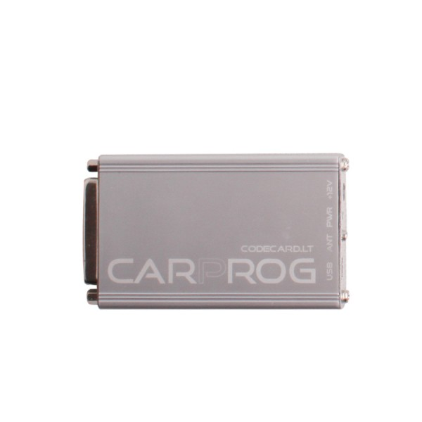 ФОТО Newest Repair Tool Main Unit Carprog V7.28 ECU Chip Tunning Programmer Without Cables and Software by DHL