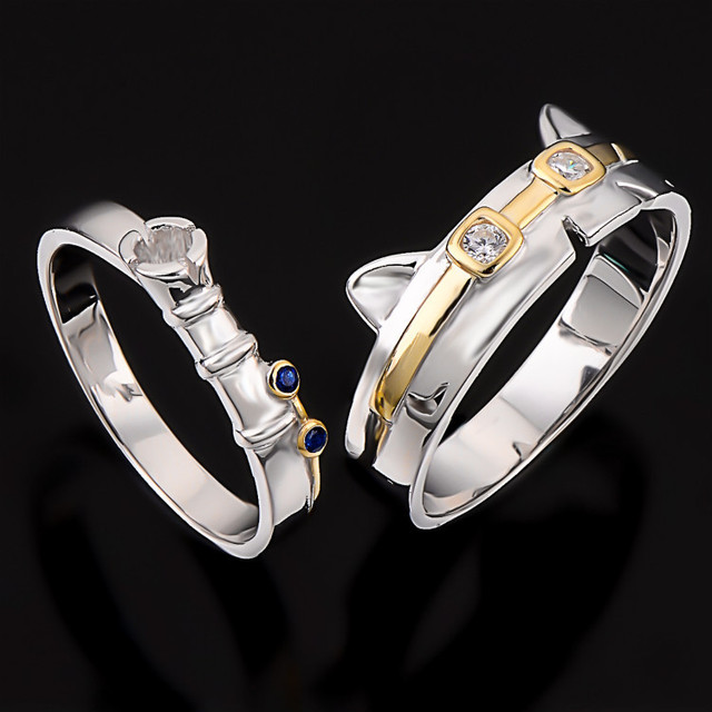 League Of Legends Wedding Rings