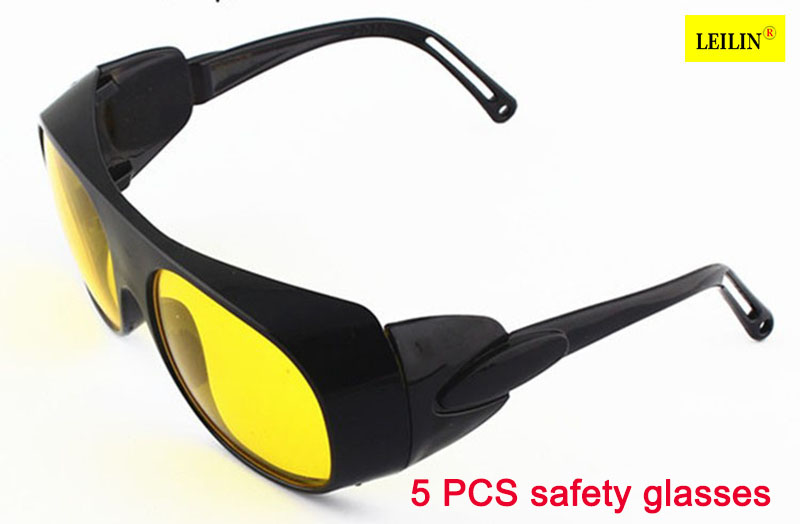 Safety Goggles Plant-specific Anti-impact Glasses Protective Labor Welding Glasses Wind Mirror Eyewear Optical Glass Lens 4color