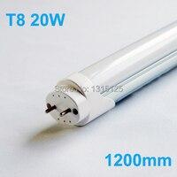 2 stks led tube lights 1200mm t8 20 w buizen led 90 cm smd 2835 super helderheid led-lampen tl-buizen AC165-265V