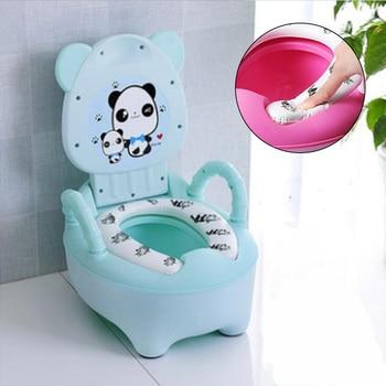 Portable Baby Potty Multifunction Baby Toilet Car Potty Child Pot Training Girls Boy Potty Kids Chair Toilet Seat Children's Pot 16