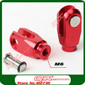 CNC Rear Brake Clevis Fit CR CR125 CR250 CRF CRF150R CRF250R CRF250X CRF450R CRF450X Dirt Bike Motorcross Enduro Supermoto