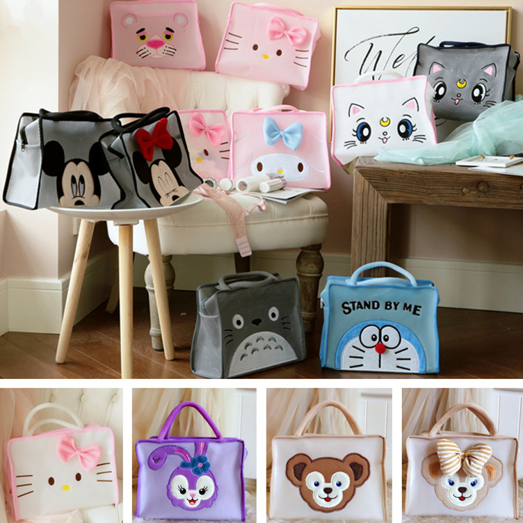 New Cartoon Japan Duffy Bear Stellalou Pink Panther Sailor Moon Luna Mickey Minnie Trans ...