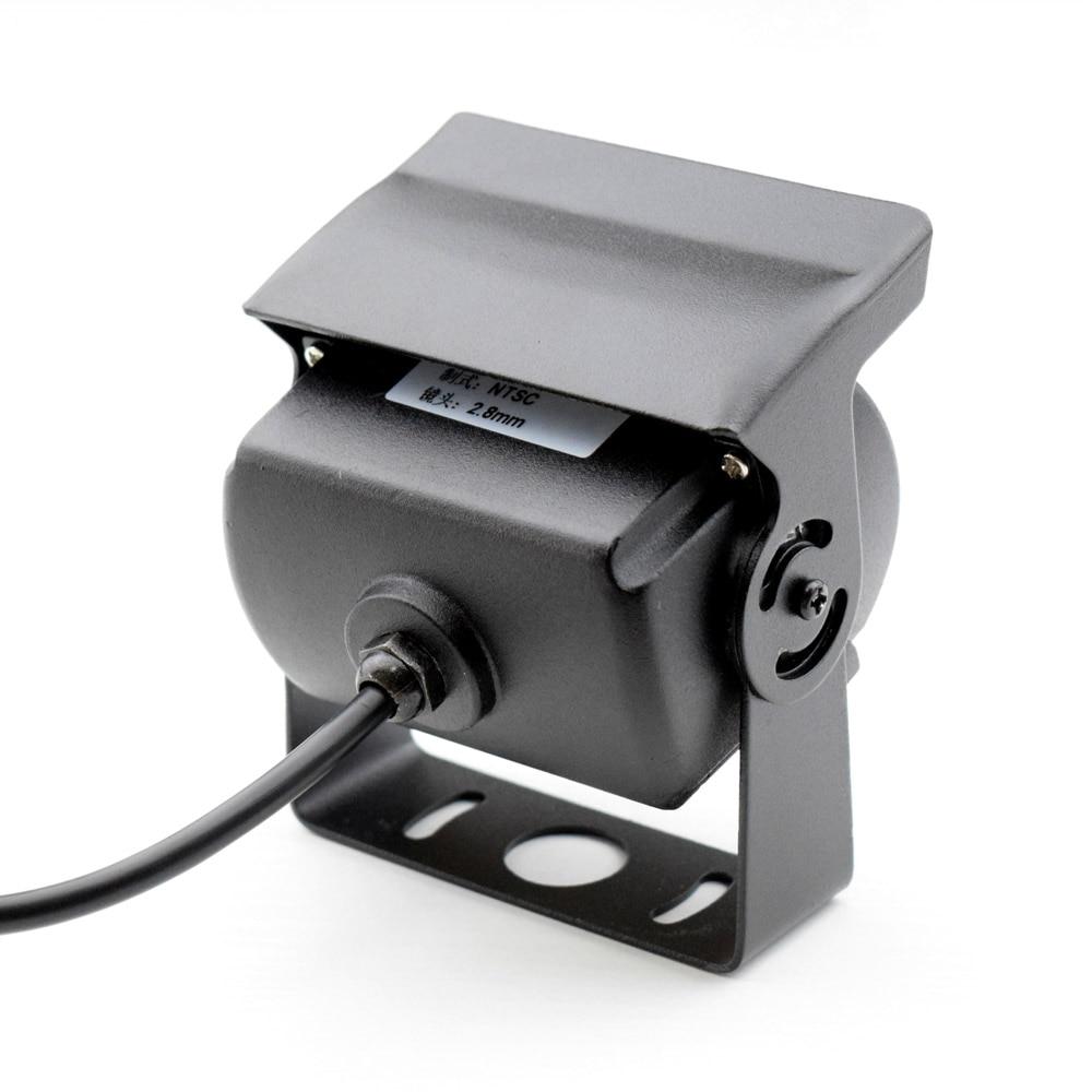 XCGaoon Uniwersalna, szerokokątna kamera samochodowa z tyłu, - Elektronika Samochodowa - Zdjęcie 4