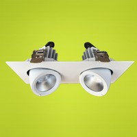Rotate 360 degrees COB LED Down Light 5W 7W 10W 15W 20W 30W COB LED Ceiling Downlight Lamp 110V 220V 230V 240V Down Light Spot