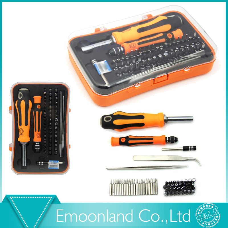 Hand tool JM-6092B precision screwdriver set repair for iphone samsung computer laptop home repair electrical screw driver kit  цены