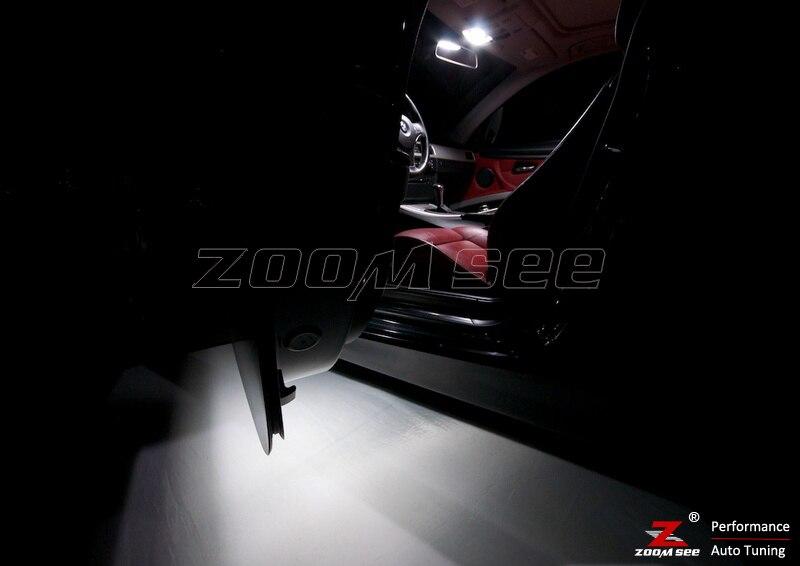 19 шт. ошибок подкладке светодиодный Купол Карта свет полный комплект для 3 серии E92 купе 325xi 335xi M GTS 330i xDrive 330d(2006-2013