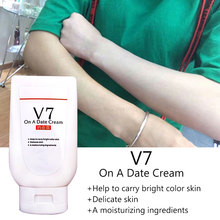 Skin Bleaching Cream for Dark Skin Pearl V7 Whitening Cream