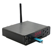 FX Audio M 160E Bluetooth 4.0 Digital Audio Amplifier 160W*2 USB/SD/AUX/PC USB Loseless Player For APE/WMA/WAV/FLAC/MP3