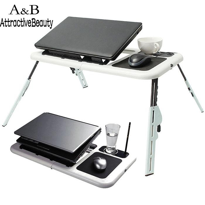 Homdox Foldable Laptop Table Bed Sofa Adjustable Computer Stand Desk Reading Holder N3020 aluminum alloy adjustable laptop desk lapdesks computer table stand notebook with cooling fan mouse board for bed sofa tray