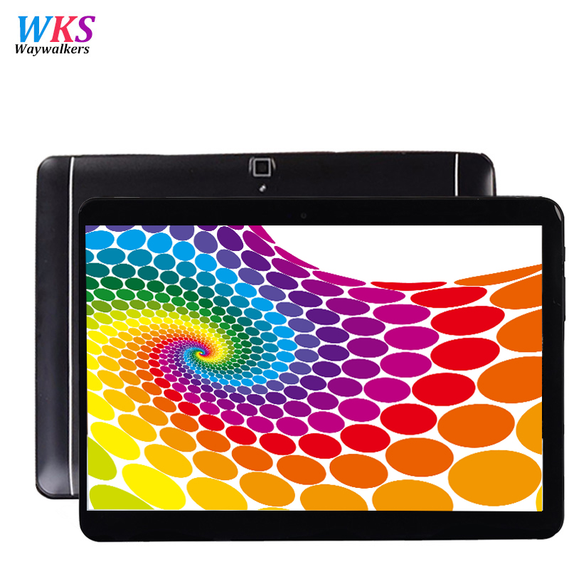 2017 Newest Waywalkers S106 4G LTE Android 6 0 10 inch tablet pc octa core 4GB