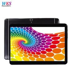 2017 Последним Waywalkers S106 4 Г LTE Android 6.0 10 дюймов tablet pc окта основные 4 ГБ RAM 64 ГБ ROM 5MP IPS Таблетки компьютер MT8752