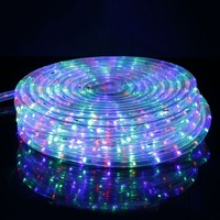 20 Meter 720 LED High Voltage Waterproof Flexible Light Strip Bright Christmas Indoor And Outdoor Decoration Lamp Tube EU Plug
