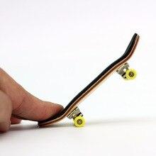 Профессиональные Мини гриф игрушки с сплава Стент и клен скутер для пальца режим игрушки подарок