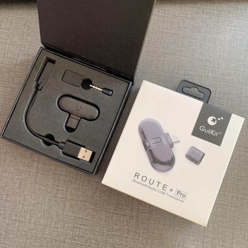 Gulikit Route + PRO sans fil CSR Bluetooth 2.1 + EDR type-c adaptateur USB émetteur-récepteur Audio pour Nintendo Switch - 6