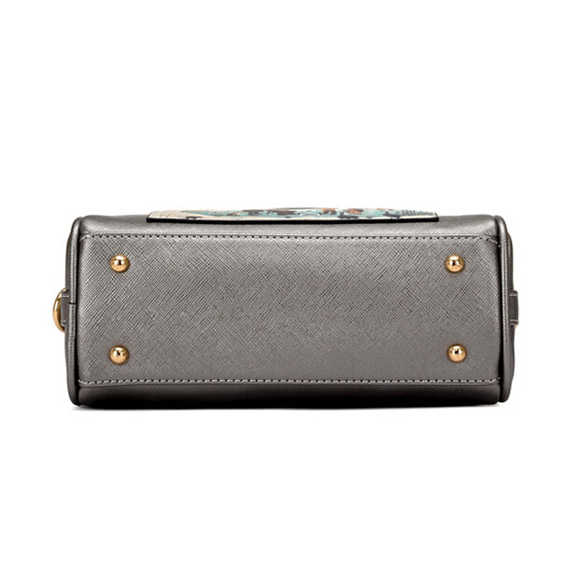 famosas mulheres homensageiro bolsa bolsa Estilo : Women Leather Handbag Women Messenger Bags Leather Pouch Bolsos