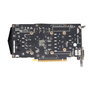 Image 4 - Karta graficzna Veineda GTX1050Ti 4GB 128Bit 1290/7000MHz karta graficzna do gier nvidia geforce
