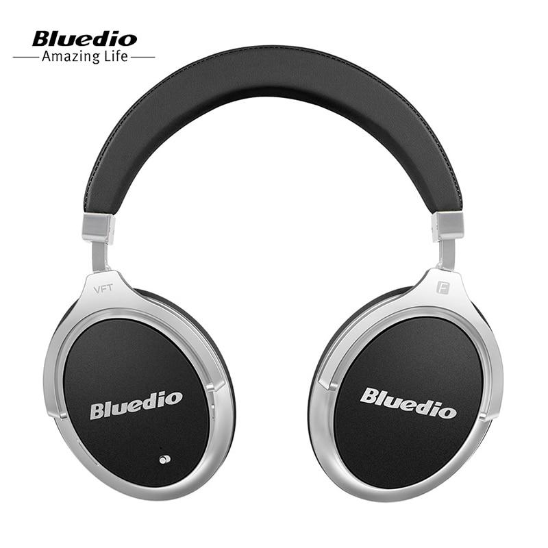 Bluedio F2 sur l'oreille bluetooth casque actif suppression de bruit casque sans fil bluetooth basse