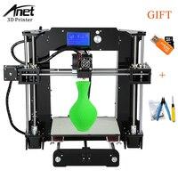 Easy Assemble Anet A6 A8 A3S A2 3D Printer Kit Auto Leveling Big Size Reprap I3