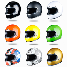LDMET del fronte pieno moto rcycle casco retro harley casco de moto jet capacetes de moto ciclista off road thompson cascos para moto