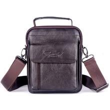 2015 new arrival genuine leather handbags for men business fashion men messenger bags real cowhide shoulder bag Handbags
