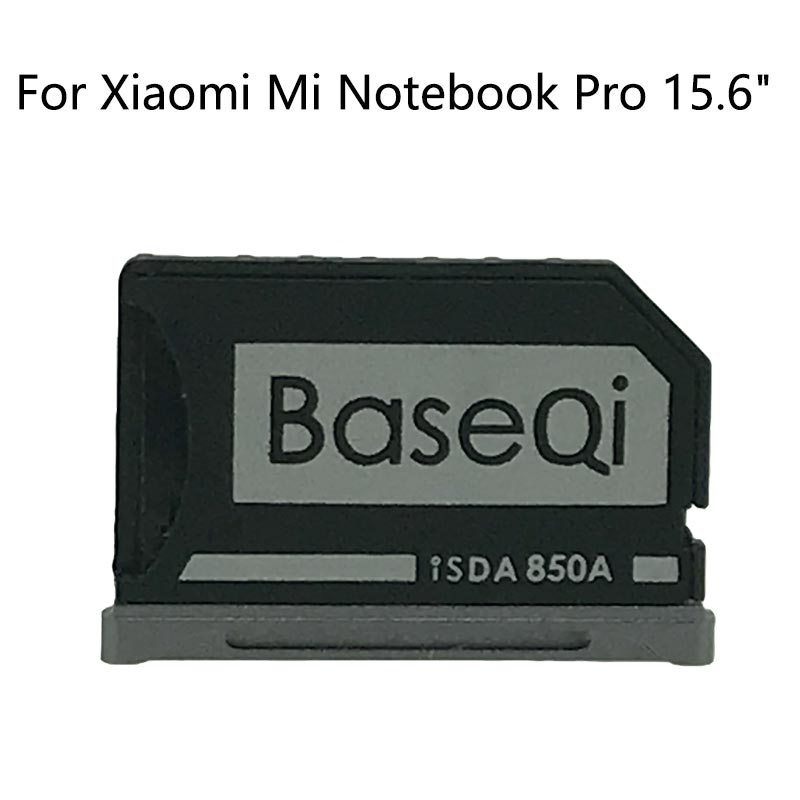 """Image 2 - BaseQi Micro sd Card Adapter 850A memory stick pro duo Ninja Stealth Drive for Xiaomi Mi Notebook Pro 15.6"""" Card Reader usb sd-in Memory Card Adapters from Computer & Office"""