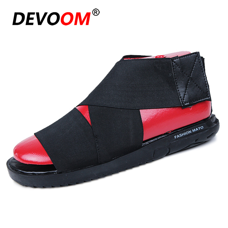 Summer Breathable Men Canvas Sandals Slip on Fashion Beach Shoes New Arrival Designer Men slipper Sandals Black Soft Pu zapatos new arrival summer men sandals leisure solid waterproof male outdoors slippers pu leather fashion slip on sandals w1 35