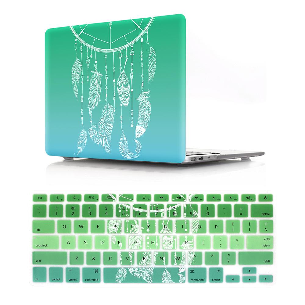 HD Pattern Hard Case for MacBook 67