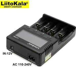 Image 5 - Liitokala Lii PD4 S1 LCD Batterie Ladegerät, lade 18650 3,7 V 18350 18500 21700 20700B 10440 26650 1,2 V AA AAA NiMH Batterie