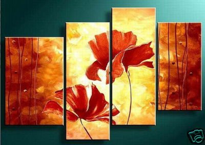 free shippingg 9b modern abstract canvas art oil painting