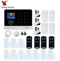 Yobang безопасности HD WI FI IP Камера Системы Скрытого видеонаблюдения приложение Управление Умный дом Управление голосовые подсказки магазин