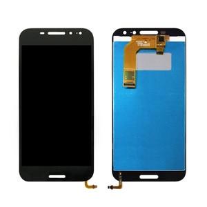 Image 3 - 100% pracy test 5.0 cal czarny biały dla Vodafone inteligentne N8 LTE VFD610 zintegrowany wyświetlacz LCD + ekran dotykowy dla vodafone VF610