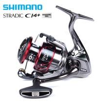 Shimano Stradic CI4 + 2500HG C3000HG спиннинговая Рыболовная катушка 6 + 1BB X-Ship HAGANE gear Saltwater fising Reel