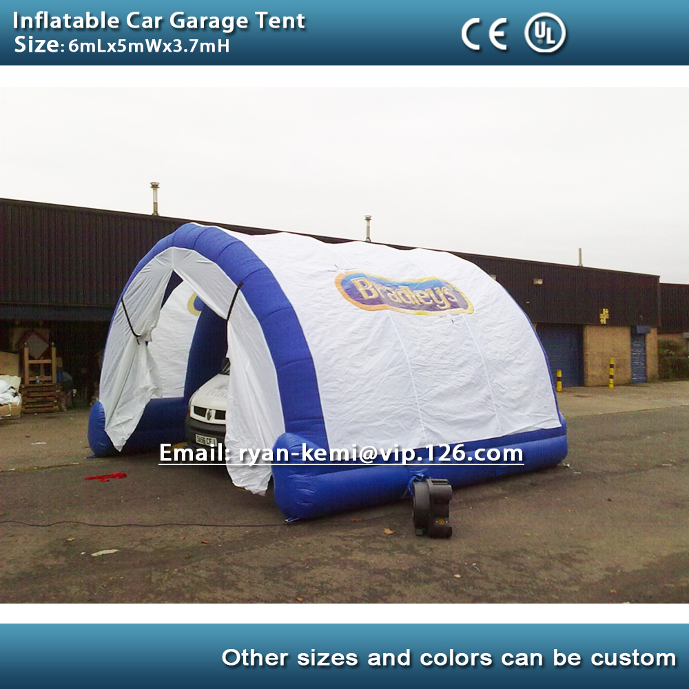 inflatable car Garage tent cover portable inflatable vehicle tent inflatable tunnel tent outdoor inflatbale marquee with blower цена