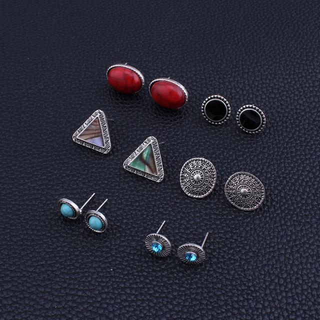 Stud Earring Sets for Women