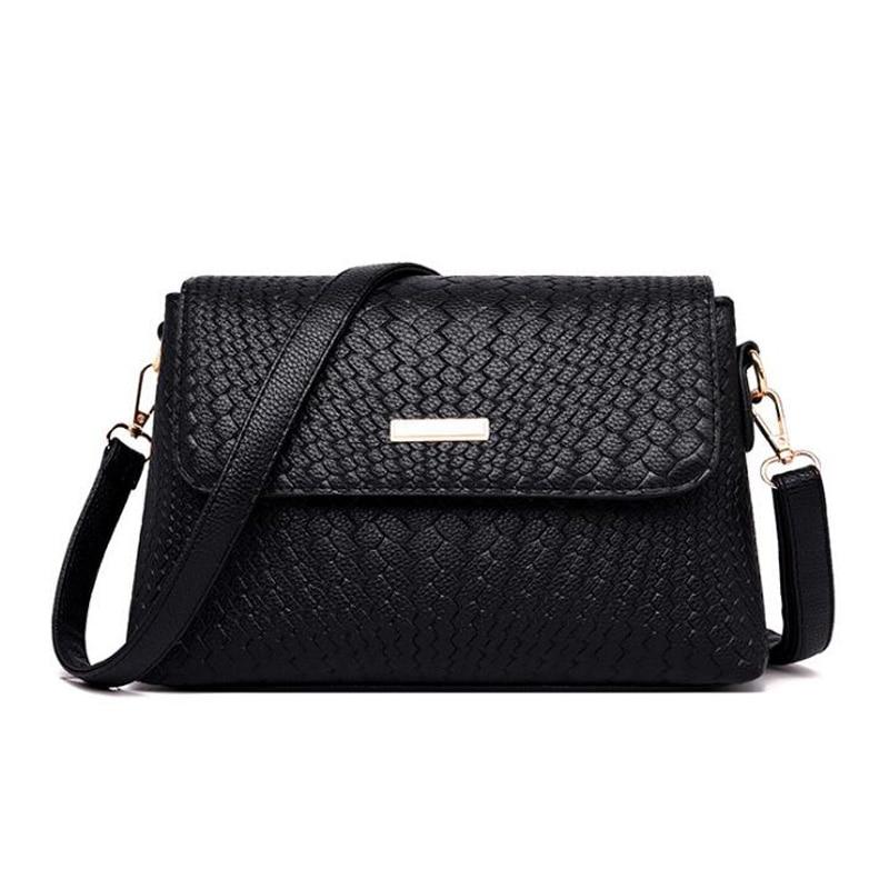 New Fashion Women Shoulder Bag Designer Handbag Crossbody Bags PU Leather Ladies Purse Women Messenger Bags