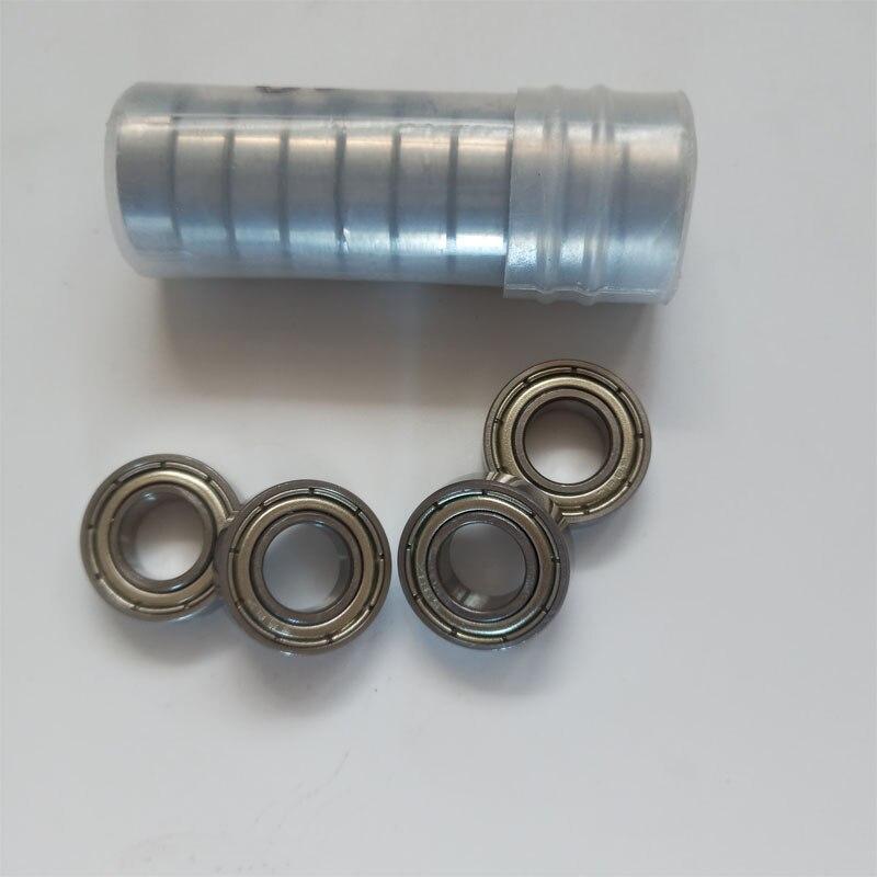 10 pcs de Alta Precisão 636 636ZZ 636Z 636 2Z Rolamentos de Metal Blindado Esferas Profundos do Sulco do Rolamento de Esferas Em Miniatura 6X22X7mm