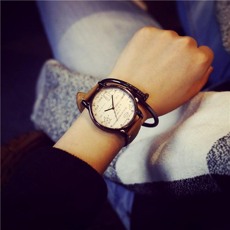 estudiantes Reloj BGG mujer,